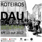Field Trip Roteiros-DAU @ Torres Vedras, 13 October